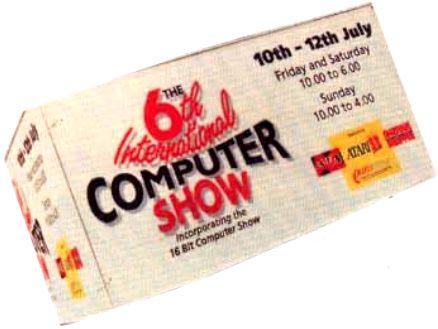 6e International Computer Show