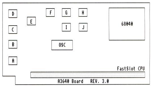Accélérer le 68040