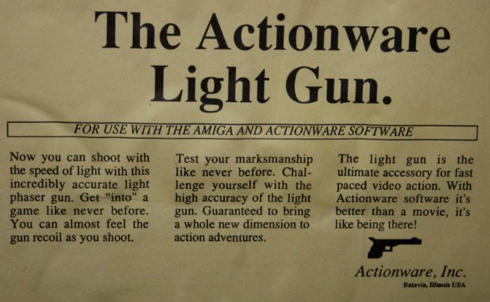 Actionware Light Gun