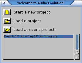 Audio Evolution