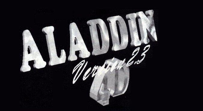 Aladdin 4D 2.3