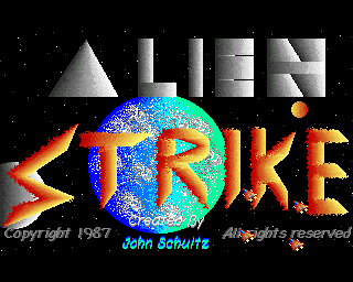 Alien Strike