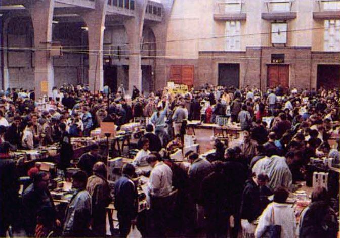All Formats Computer Fair 1991