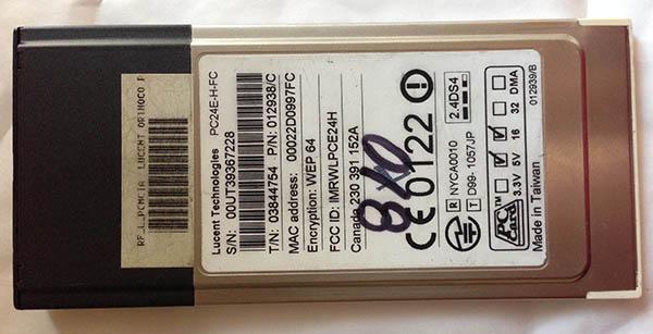 Amiga 1200 et Wi-Fi
