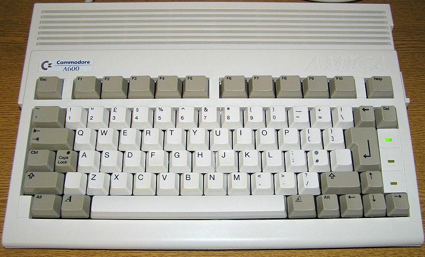 Amiga 600