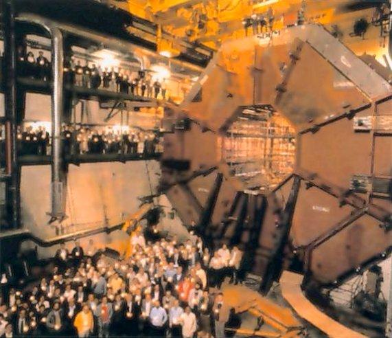 Amiga au CERN
