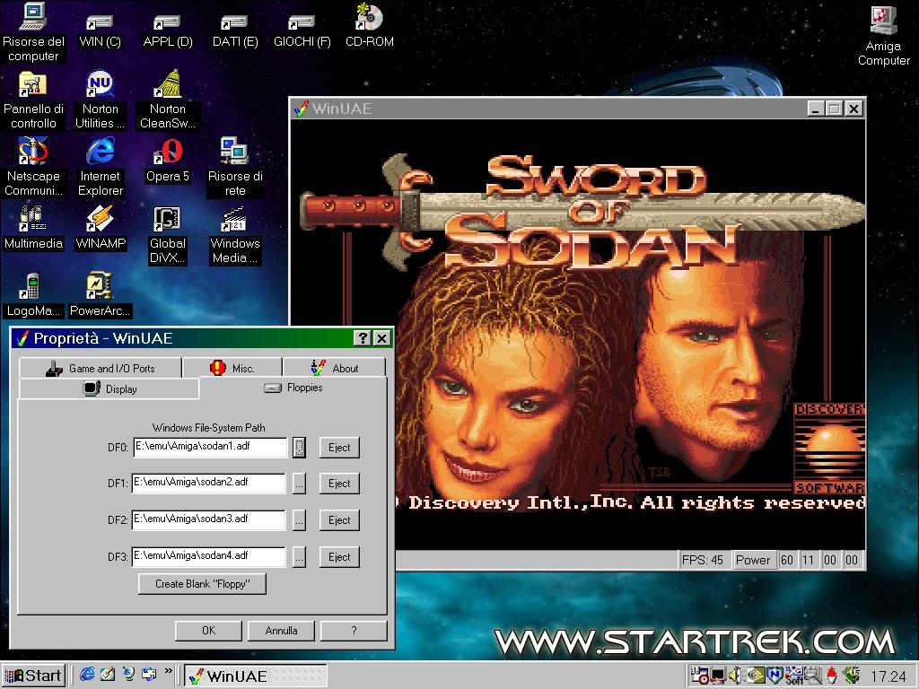 Amiga Forever 4