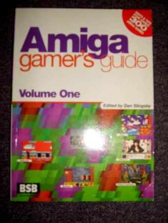 Amiga Gamer's Guide