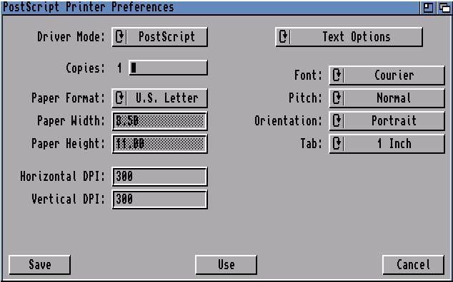 AmigaOS 2.1