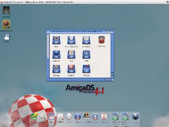 AmigaOS 4.1 Final Edition Classic