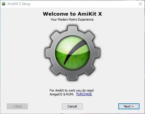 AmiKit X