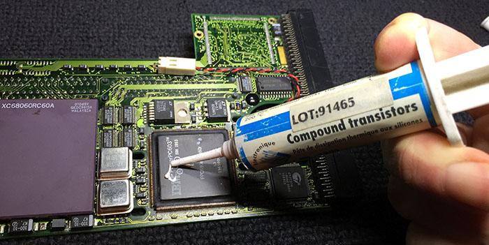 BlizzardPPC 68040/68060