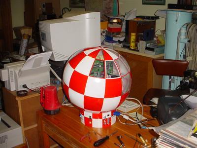 Boîtier Boing Ball