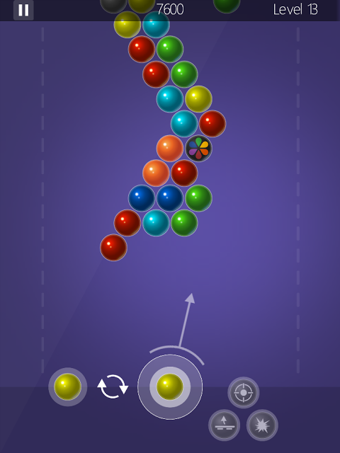Bubble Shooter DX