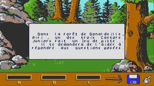 Les Castors Juniors Dans La Forêt