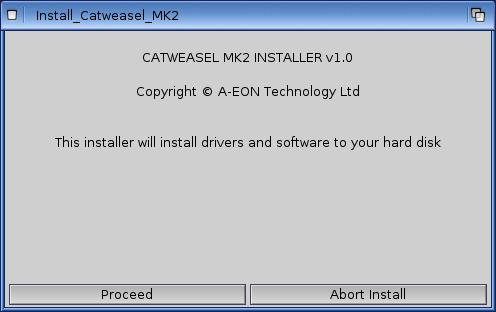 Catweasel Mk2