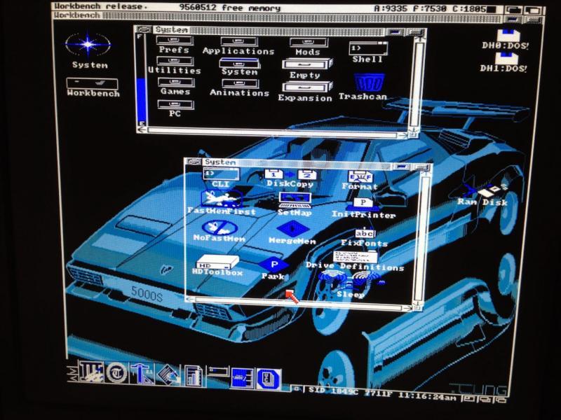 CDTV SCSI Controller