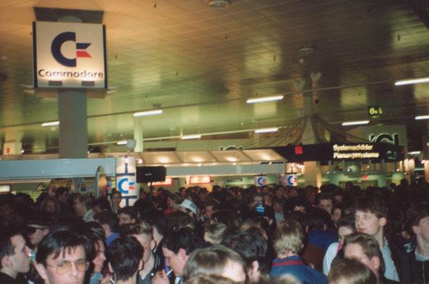 CeBIT 1992