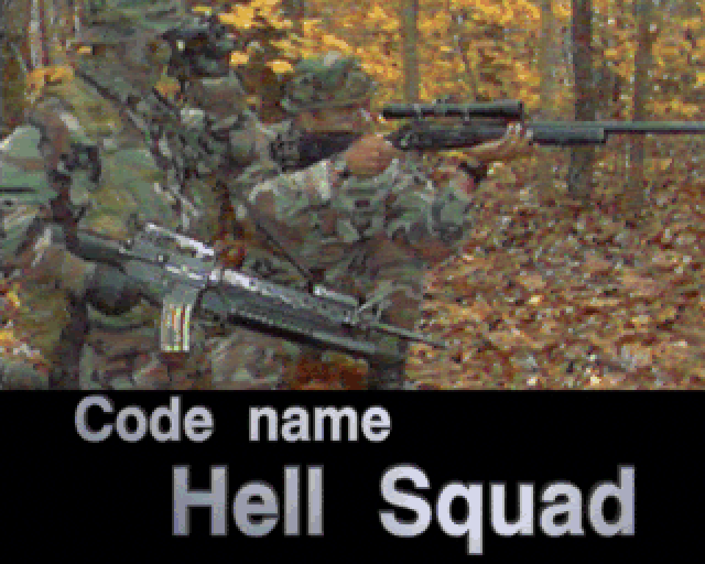Code Name Hell Squad