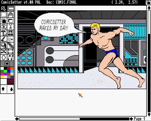 ComicSetter
