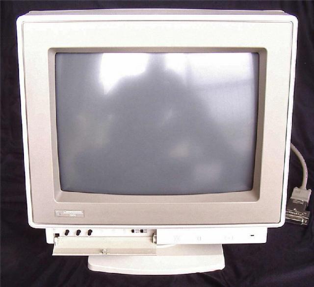 écran Amiga