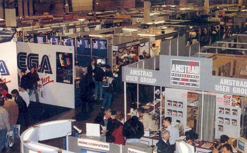Computer Shopper Show 1990
