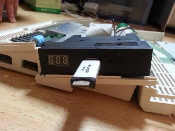 Cortex Floppy Emulator