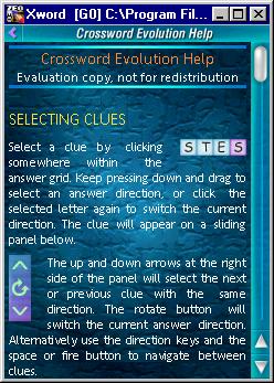 Crossword Evolution