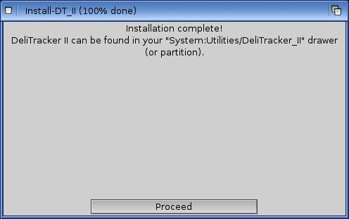 Utiliser Delitracker sur AmigaOS 4