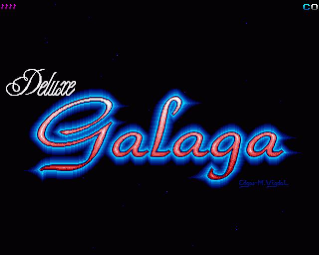 Deluxe Galaga