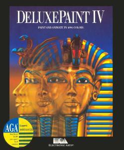Deluxe Paint 4.5