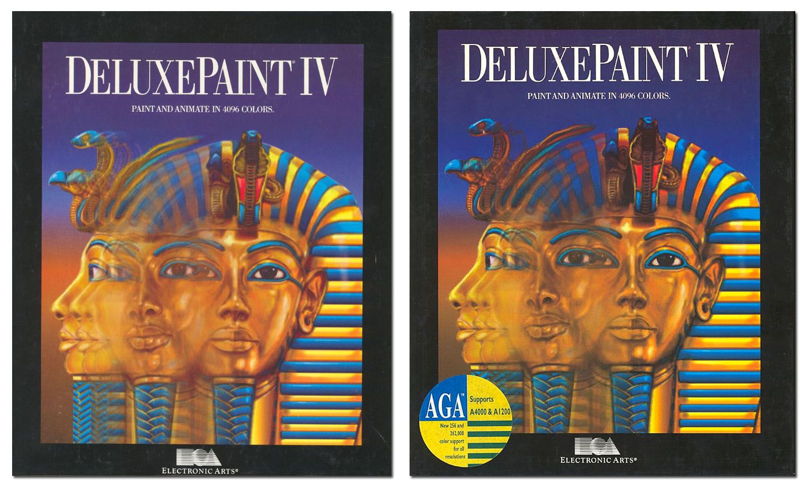 Deluxe Paint IV AGA