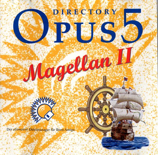 DOpus Magellan II