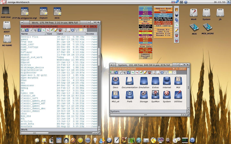 DOpus 5.90 AmigaOS 4