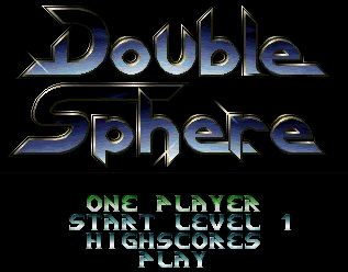 Double Sphere