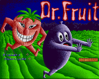 Dr. Fruit