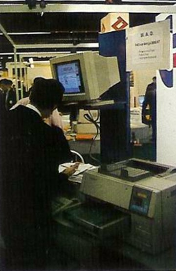 Édition et Composition Électroniques - seconde édition (PAO 1989)