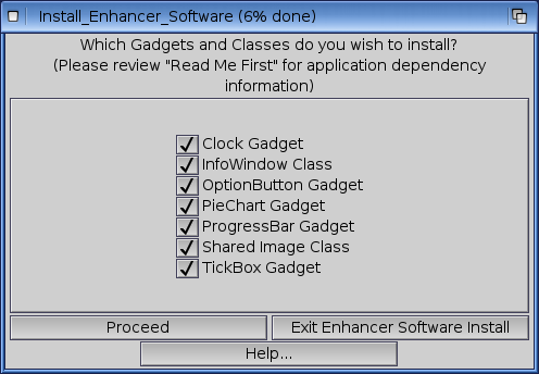 Enhancer Software 1.1