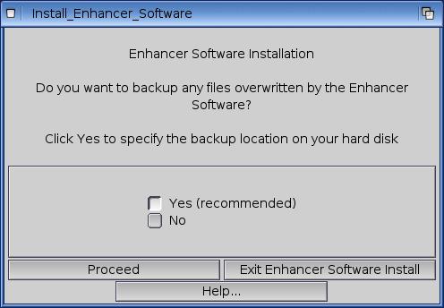 Enhancer Software