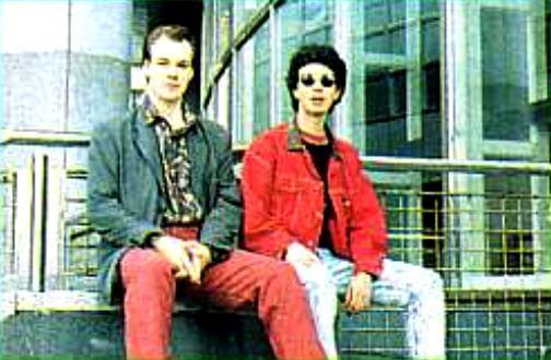 Éric Chahi et Frédéric Savoir