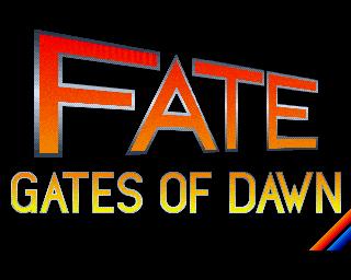 Fate: Gates Of Dawn