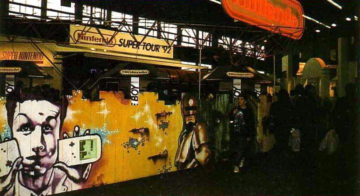 Foire de Paris 1992