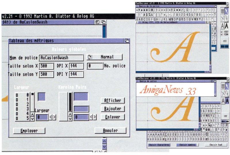 Font Designer
