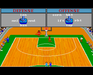 GBA Championship Basketball: Two On Two