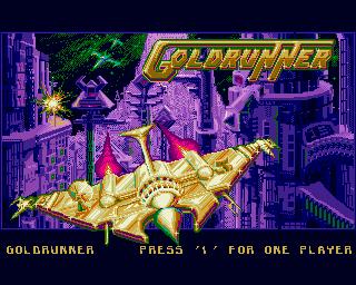 Goldrunner