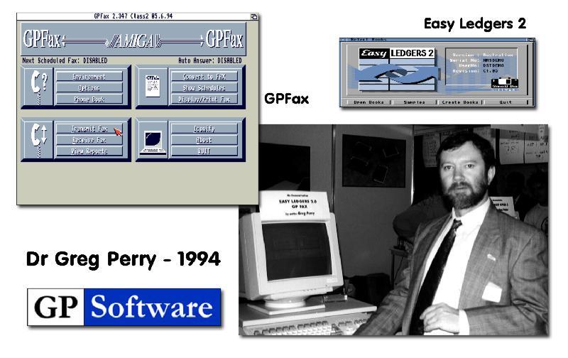 GPFax et Easy Ledgers