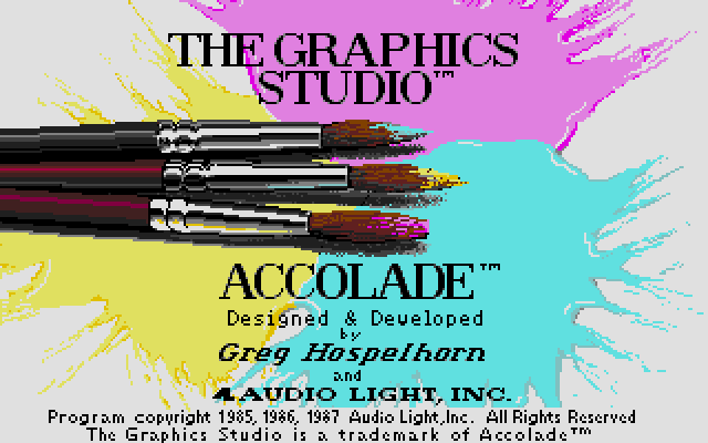 The Graphics Studio
