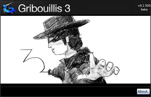 Gribouillis 3