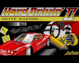 Hard Drivin' 2: Drive Harder