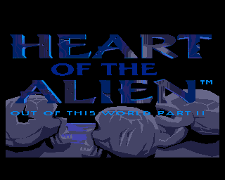 Heart Of The Alien